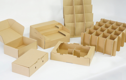 梱包設計・オリジナル段ボール提案